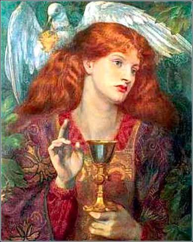 sophia.Dante Gabriel Rossetti1874