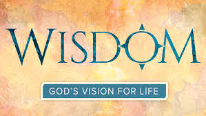 God's visison of wisdom