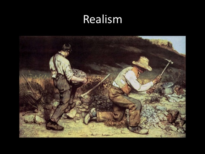 rococo-to-realism