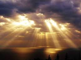 1 - god's rays