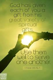 1 - godly gifts
